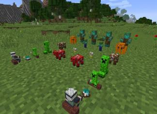 Statues mod for Minecraft - screenshot 2