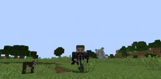Better Sprinting mod for Minecraft - screenshot 2
