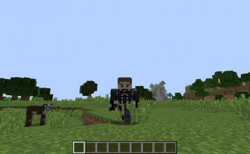 Better Sprinting mod for Minecraft - screenshot 2