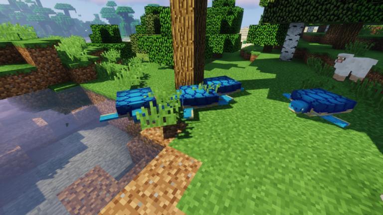 Creatures+ resource pack for Minecraft - screenshot 4