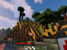 Health and Hunger Tweaks mod for Minecraft - screenshot 3
