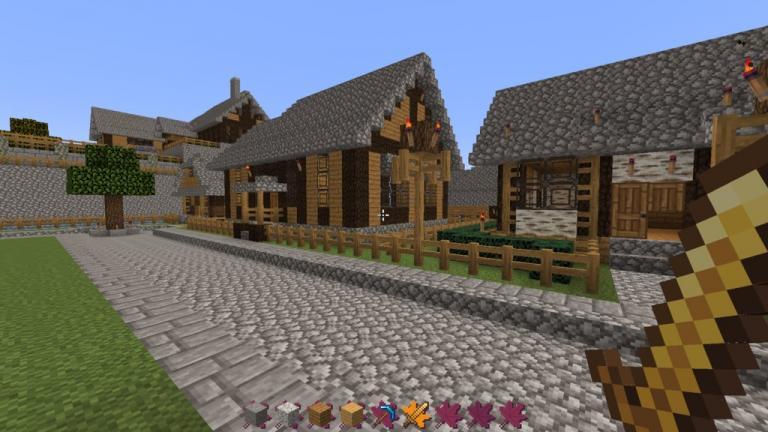 Jicklus resource pack for Minecraft - screenshot 3