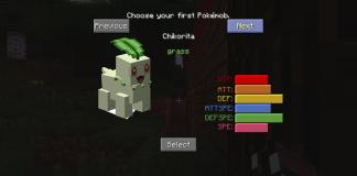 Pokecube AIO mod for Minecraft - screenshot 1