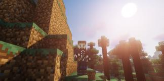 Prince of Persia mod for Minecraft - screenshot 1