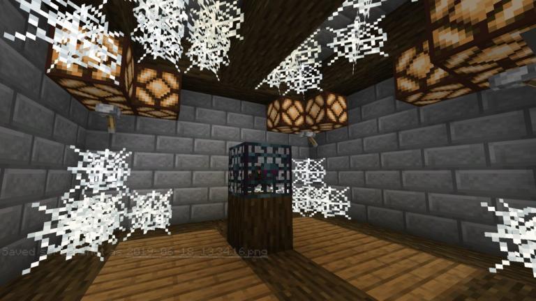 Temple Breakout map for Minecraft - screenshot 2