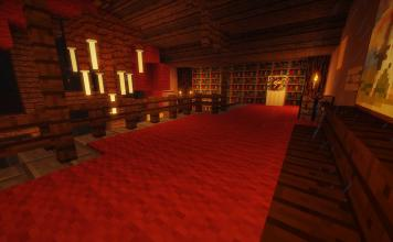 60 Minute Escape - Evershift Manor map for Minecraft - screenshot 2