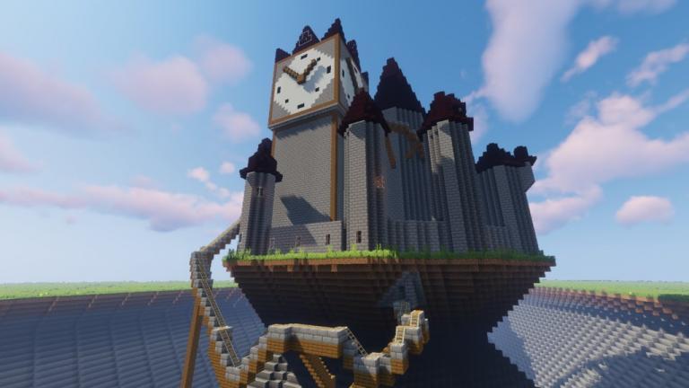 Amusement Land map for Minecraft - screenshot 4