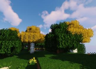 Better Leaves addon resource pack for Minecraft - screenshot 3