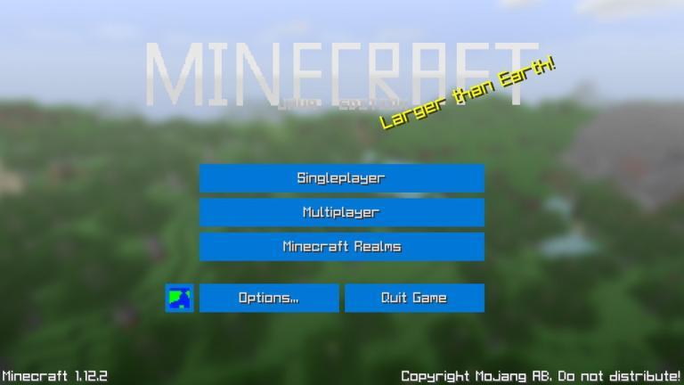 BlueBlockCraft Vanilla resource pack for Minecraft - screenshot 5