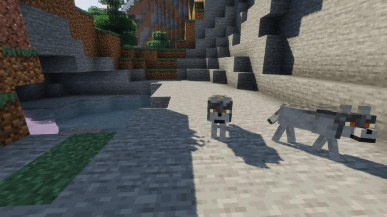 Dragos Creepy Mobs resource pack for Minecraft - screenshot 4