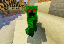 Dragos Creepy Mobs resource pack for Minecraft - screenshot 5