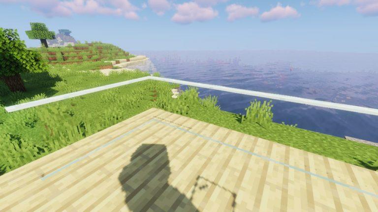 Faithfull Jappa CTM Glass resource pack for Minecraft - screenshot 1