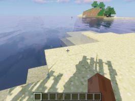 FreeLook mod for Minecraft - screenshot 1