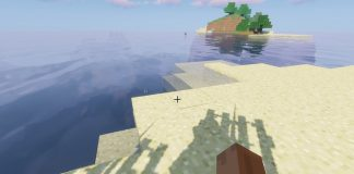 FreeLook mod for Minecraft - screenshot 1