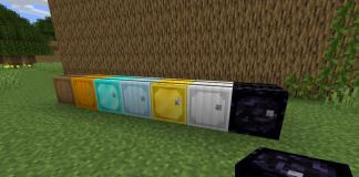 Metal Barrels mod for Minecraft - screenshot 4