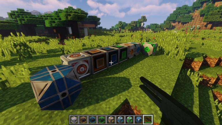 Overloaded mod for Minecraft - screenshot 4
