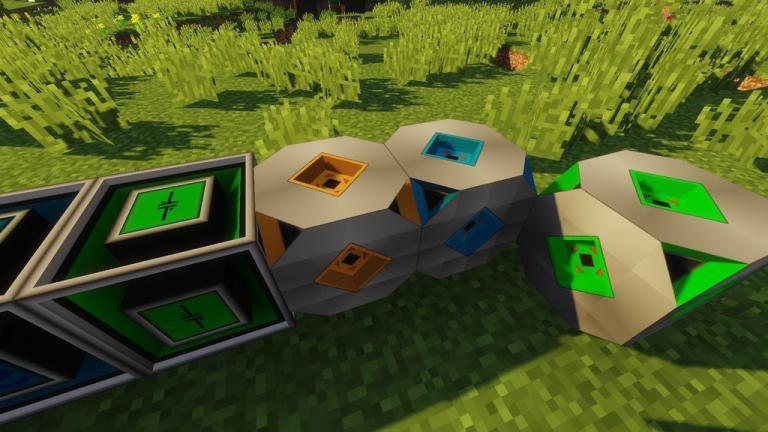 Overloaded mod for Minecraft - screenshot 5