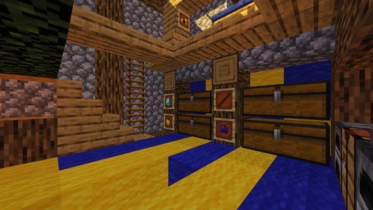 PewDiePies Recreation World map for Minecraft - screenshot 2