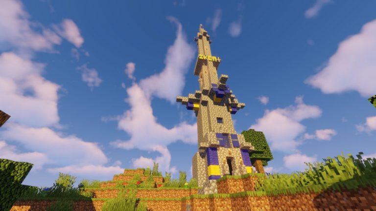PewDiePies Recreation World map for Minecraft - screenshot 3
