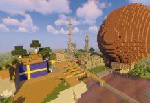 PewDiePies Recreation World map for Minecraft - screenshot 5