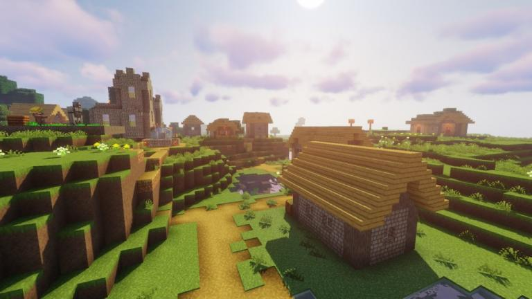 Prime resource pack for Minecraft - screenshot 5