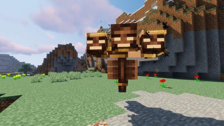 Progressive Bosses mod for Minecraft - screenshot 1