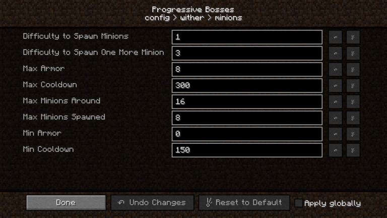 Progressive Bosses mod for Minecraft - screenshot 3