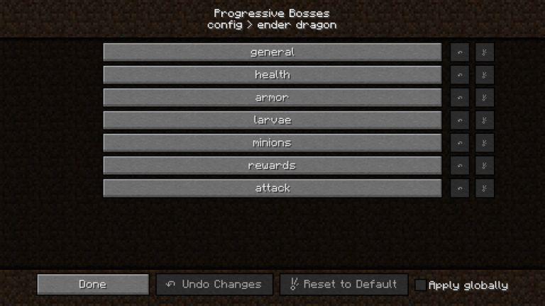 Progressive Bosses mod for Minecraft - screenshot 4