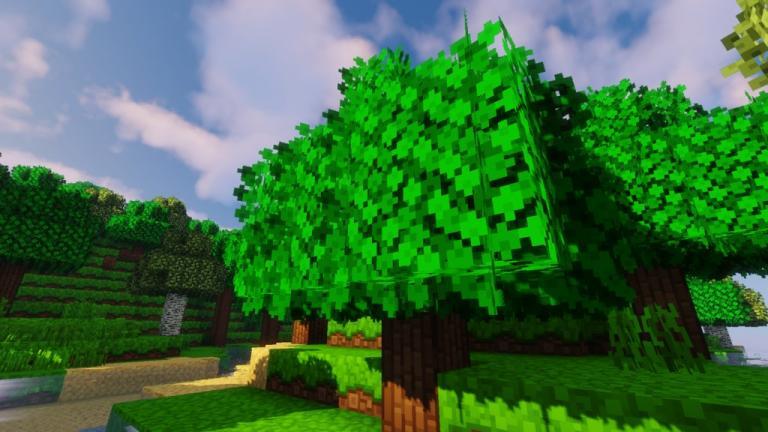 Radiant Pixels for Minecraft - screenshot 2