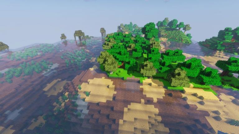 Radiant Pixels for Minecraft - screenshot 3