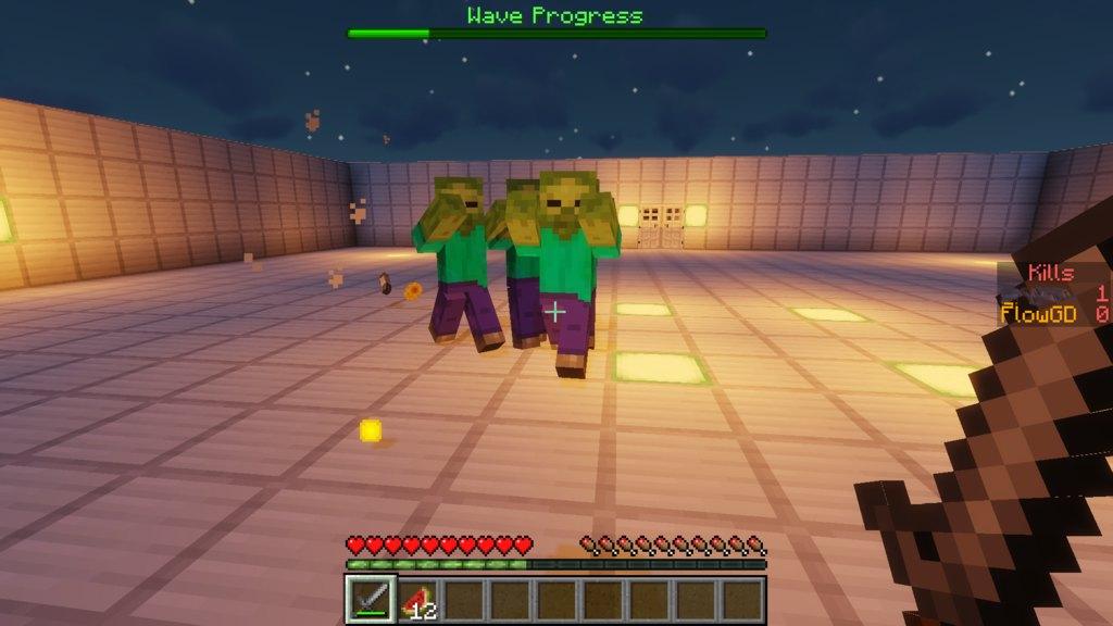 Shock Arena map for Minecraft - screenshot 5
