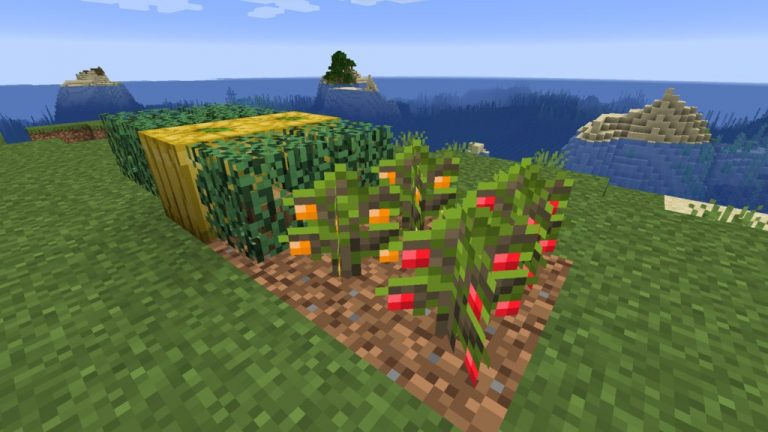 Simple Farming mod for Minecraft - screenshot 2