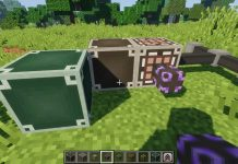 Simple storage network mod for Minecraft - screenshot 3