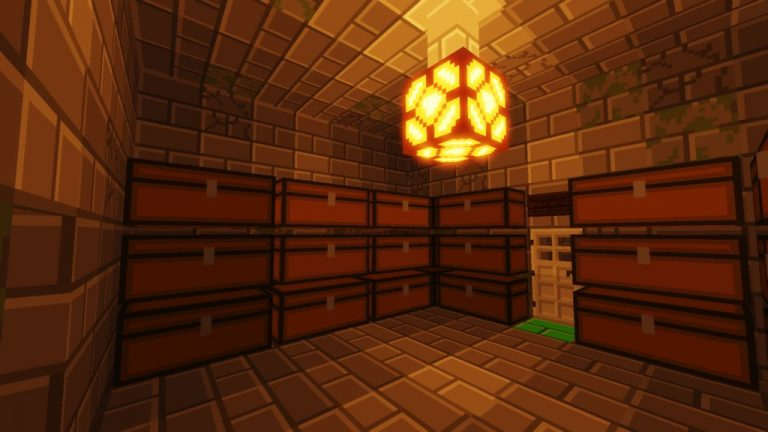 Stuck in a Prison map for Minecraft - screenshot 5