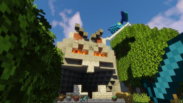 That Naipe Sensation resource pack for Minecraft - screenshot 1