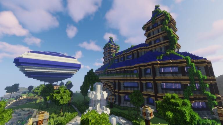 That Naipe Sensation resource pack for Minecraft - screenshot 3