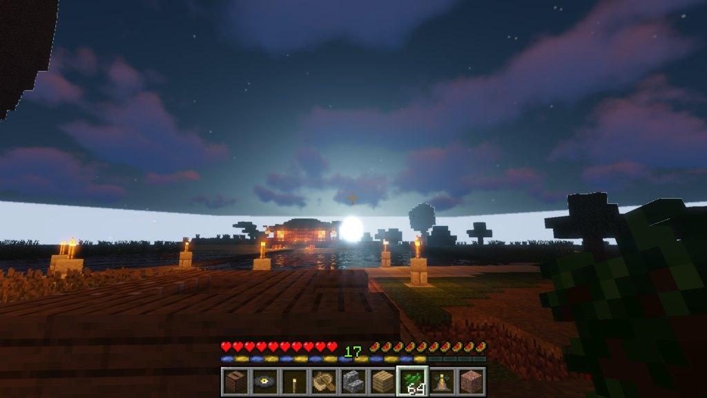 Minecraft 1.14 4 realistic texture pack