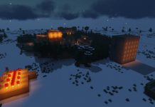 Woodsman map for Minecraft - screenshot 4