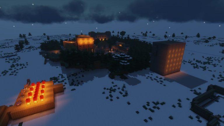 Woodsman map for Minecraft - screenshot 4