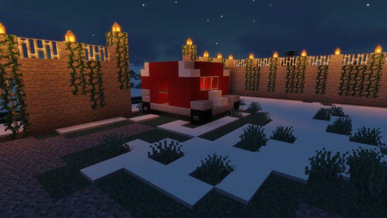 Woodsman map for Minecraft - screenshot 5
