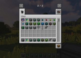 Xnet mod for Minecraft - screenshot 5