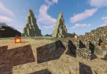 Andorhal HD resource pack for Minecraft - screenshot 3