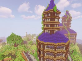 Elveland Light resource pack for Minecraft - screenshot 2