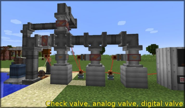Engineers Decor mod for Minecraft - screenshot 3