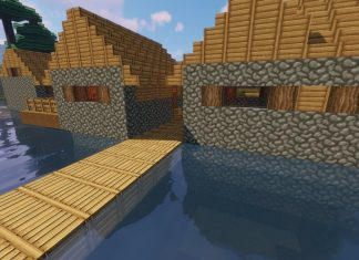 Equanimity resource pack for Minecraft - screenshot 1