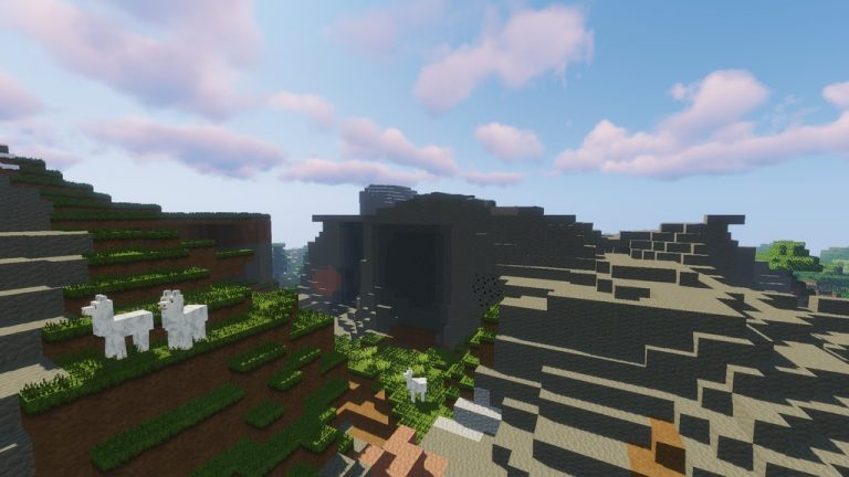 Equanimity resource pack for Minecraft - screenshot 3
