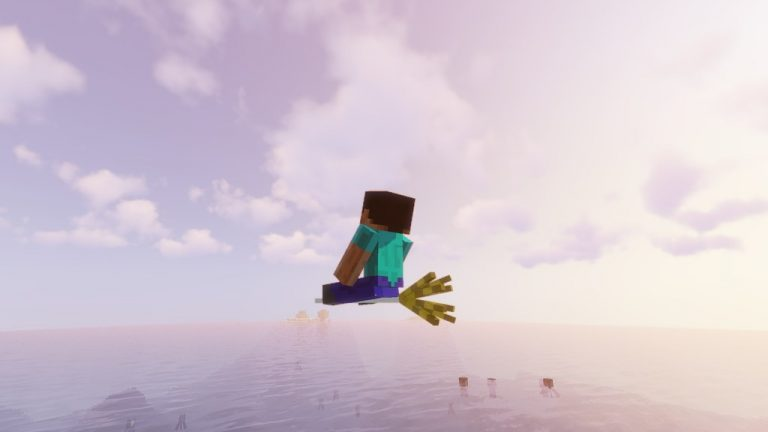 Flying Things mod for Minecraft - screenshot 3