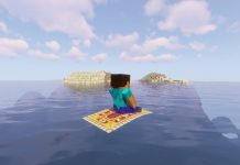 Flying Things mod for Minecraft - screenshot 5