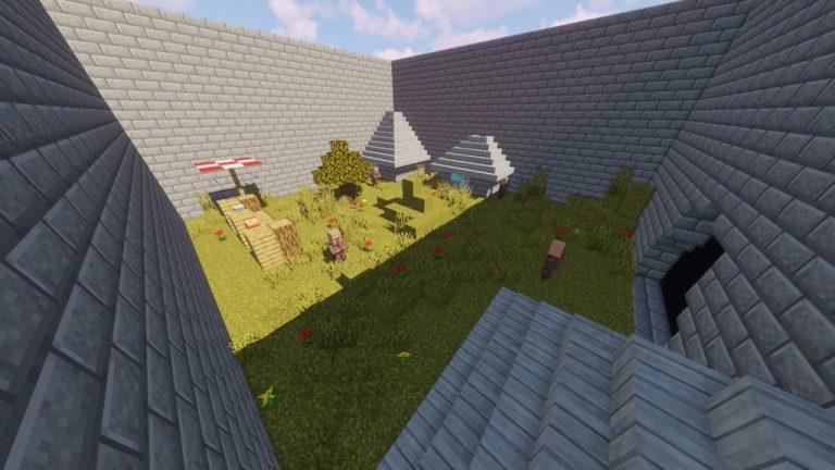 Globe Crook map for Minecraft - screenshot 3