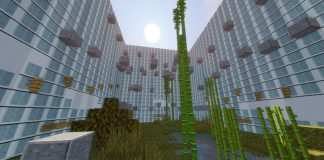 Globe Crook map for Minecraft - screenshot 5